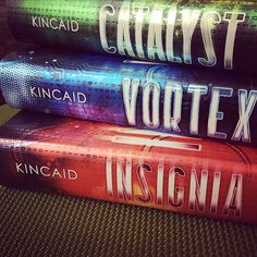 Series Guide: INSIGNIA by S.J. Kincaid