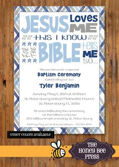 baby dedication invitation | Baby | Pinterest | Baby dedication ...