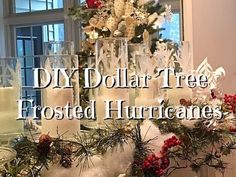 We start off this Christmas decor tutorial folding a bit of origami to make a star tree topper, then we paper mache it, spray paint it and cover it with glit...