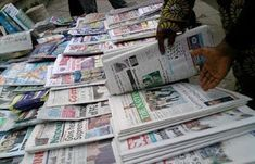 Newspaper Headlines - Thursday 4 August 2016    Punch  Rescuing Benue from murderous Fulani herdsmen  Immigration laments inadequate facilities to secure seaports  Oil majors urged to patronise local firms  Private sector downturn eased in July ' Stanbic IBTC  Equity Assurance reports N1.51bn half-year loss  Rio 2016 action starts in empty stadium  Under-23 team struggle to leave Atlanta  ITTF hails Toriola  Saraki tasks Team Nigeria  Thisday  Jonathan Keeps Mum on Corruption Cases Against…