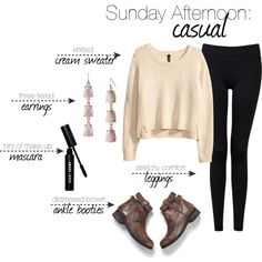 """""""Sunday Afternoon (Allison Inspired)"""" by veterization on Polyvore"""