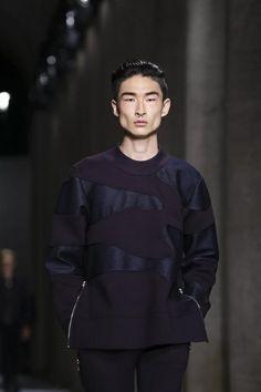 Neil Barrett Menswear Spring Summer 2015 Milan - kim sangwoo