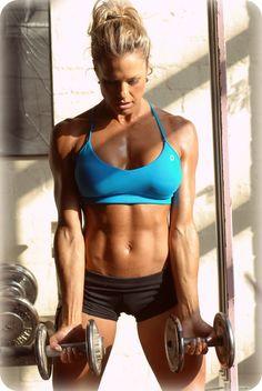 No More Armpit Fat! 20 min HiiT Workout... on www.mydreamshape.com