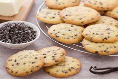 Chocolate chip cookies - Giallo Zafferano