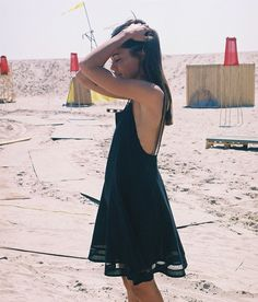Our perfect black dress from the Ainu collection. Shop it now on SALE: http://stieglitz.nl/shop-2/ainu/little-dress/