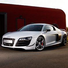 2012 Audi R8 GT Supercar Test Drive