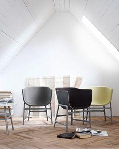 Fotolii Minuscule, design Cecilie Manz - revista Casa lux