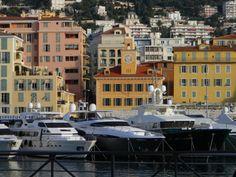 Le port de Nice - Janvier 2014 - Partageco.fr