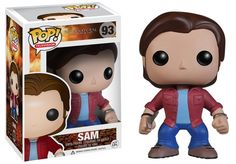 Funko Pop Sam Winchester  Supernatural Pop!s    Funko Brings us the Winchester Boys