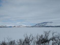 Saana fell in Kilpisjärvi