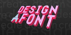 Everything You Need to Create Your Own Fonts for Free
