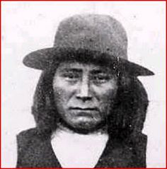 Hascaltè of Tonto-Apaches