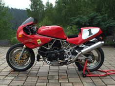 Ducati 900 Superlight MK II