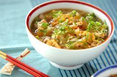 鶏温麺のレシピ・作り方 - 簡単プロの料理レシピ | E・レシピ