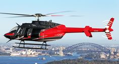 Bell 407GX, USA Useful Load 1160kg, Capacity 1+6, Max Cruise Speed 246km/h