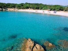 Italy's most beautiful beaches, Cala di Volpe, Sardinia.