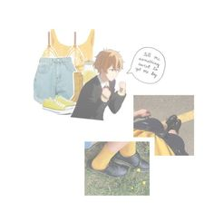 """""""lemonade"""" by attackonmanga ❤ liked on Polyvore featuring art"""