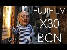 Fujifilm X30 Straight Out The Camera Stills Series in Barcelona, Spain…