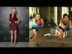 Get Blake Lively's lean legs with this routine