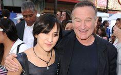 Stanley Roy informa: La hija de Robin Williams abandona las redes socia...