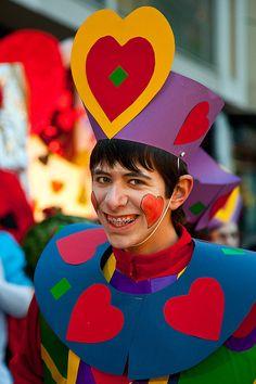 The most beautiful pictures of Inca, Balearic Islands, Spain: Carnaval de corazones
