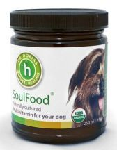 Dr. Dobias SoulFood for Dogs - 狗狗有機綠草生素