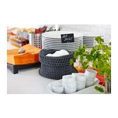 IKEA - IKEA 365+, Miska/stojan na vajce, Misa je vyrobená zo živcového porcelánu, vďaka čomu je pevná a odolná voči nárazom.Praktická miska, ktorú tiež môžete použiť ako stojan na vajce.Nadčasový šikovný dizajn splní doma všetky vaše potreby, bez ohľadu na to čo jedávate a pijete, a vydrží používanie 365 dní v roku.Šikovný dizajn riadu umožňuje stohovanie menších dielov vo väčších a uvoľnenie priestoru na ďalšie veci.