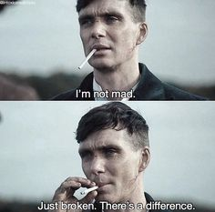 @intoxicatedonyou Frases Gangster, Gangster Quotes, Badass Quotes, Strong Quotes, True Quotes, Funny Quotes, Best Quotes, Peaky Blinders Tommy Shelby, Peaky Blinders Thomas