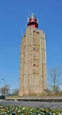 Westkapelle (Zeeland) - Light house / Leuchtturm / Phare