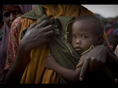 UNICEF correspondent Priyanka Pruthi reports on the worsening crisis in the Horn of Africa, as famine grips parts of war-torn Somalia and the entire region suffers from severe drought.    The Horn of Africa's children need our help. You can join UNICEF's effort by visiting: http://bit.ly/o55Nll