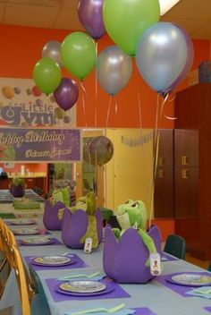 A Princess and the Frog Birthday Party