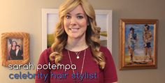 Celebrity hair stylist Sarah Potempa created the Beachwaver S1 curling iron to make red carpet worthy hair achievable at home! This innovative curling iron rotates in both directions, giving you many options on ways to attain the perfect, glamorous wave. In the video below, Sarah demonstrates three different curling techniques for three different red carpet ready looks!