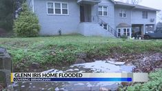Birmingham man expresses concerns while cleaning up flood damage at his home Flood Damage, Water Damage, Clean Up, Birmingham, Restoration, Chicago, How To Remove, Patio, Guys