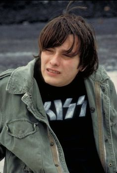 Detroit Rock City. My crush for 1990's Eddie Furlong started at age 13. Post 90s Eddie has gotten into some trouble, but I'm still rooting for him. He was awesome in the movie Crave. EDWARD FURLONG 4EVAH!