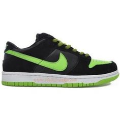 pretty nice 7b3ac 73785 304292 169 Nike Dunk Low Pro SB Apple Green Black K03011