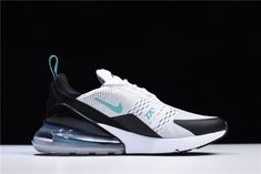 2018 Nike Air Max 270 Dusty Cactus Black White AH8050-001 Sneakers-1 666c768ca