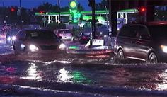 Storm Loses Strength, Texans Brace for More Floods