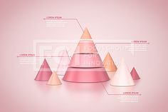 FUS194, 프리진, 그래픽, 3D, 입체, 입체적인, 입체효과, 비주얼, 컬러, 그래픽, 배경, 다이어그램, 인포그래픽, 오브젝트, 반사, 그라데이션, 배열, 도형, 아이콘, 크기, 라인, 프레젠테이션, 원뿔, 단계, 분홍, 빨강, 노랑, 주황, 비즈니스,#유토이미지