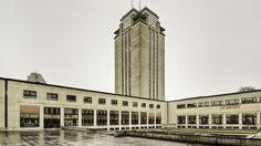 Henry Van de Velde - Boekentoren - Gent, Belgium