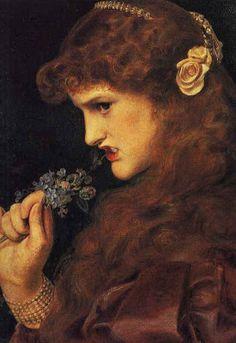 Renaissance Paintings, Renaissance Art, Shadow Painting, Painting & Drawing, Pre Raphaelite Paintings, Arte Van Gogh, Pre Raphaelite Brotherhood, Classic Paintings, Historical Art