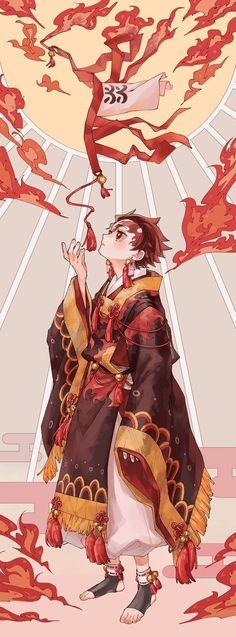 Demon Slayer Kimetsu No Yaiba Manga Anime, Otaku Anime, Anime Guys, Anime Art, Anime Angel, Anime Demon, Cool Anime Wallpapers, Animes Wallpapers, Demon Slayer