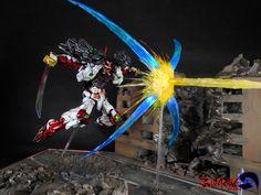 MG 1/100 Gundam Astray Sengoku 'Ray of Hope' Blade Diorama - GBWC 2014 China Entry Build