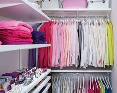 Karim Rashid's closet