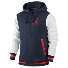 9008e75ce3e45d Jordan Varsity Hoodie - Men s - Basketball - Clothing - Black Dark Grey Dark