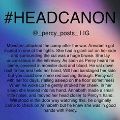 NO! WHY DO PEOPLE HURT PERCABETH