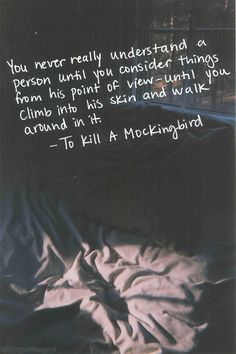 To kill a mockingbird. This is a different version for the book.