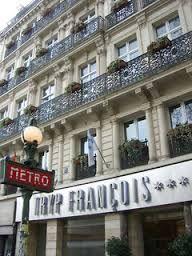 Hotel Tryp François, Paris, França 23 al 25/05/2009
