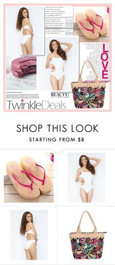 """Twinkle Deals 14"" by damira-dlxv ❤ liked on Polyvore"