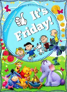 happy Friday greetings