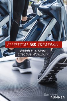 Elliptical Vs Treadmill – Which Is A More Effective Workout? Elliptical Vs Treadmill, Interval Cardio, Beginners Cardio, Running For Beginners, Core Muscles, Back Muscles, Running Workouts, Easy Workouts